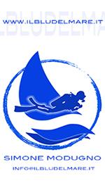 Il blu del mare