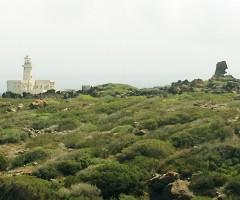 Pantelleria - Faro Punta Spadillo
