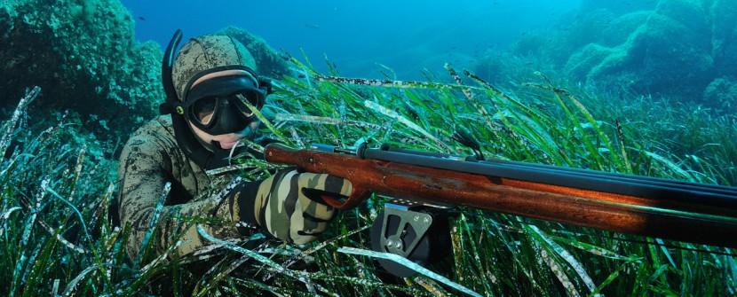La pesca in apnea