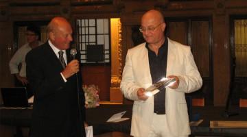 Fabio, IANTD Academy Award - Genova 2011