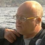 Fabio, spedizione Monrosa, Anavyssos - Grecia 2011