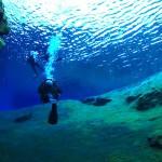 Il mio blu del mare