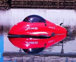 Il minisommergibile SeaWarriors del 2014