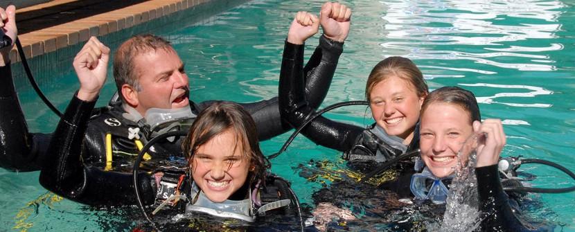 La subacquea consapevole – I parte