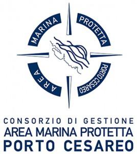 Lo stemma dell'AMP di Porto Cesareo
