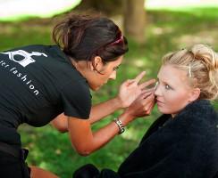 Make up Giovanna Antonia Stasi