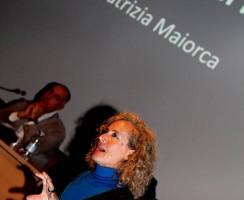 Patrizia Maiorca nel suo intervento del 2014