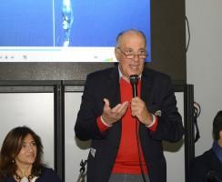 Presidente Settore Attivita Subacquee Alberto Azzali