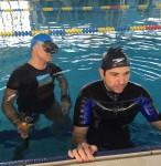 I fondamentali di subacquaticità sono tutti compresi nella metodica, fin dalla piscina