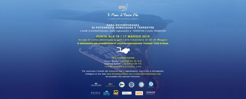 """""""Il Mare di Punta Ala"""" 2° Concorso Giovanni Smorti"""