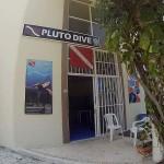 Pluto Dive