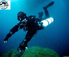 Style Diving Sidemount