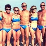 L'intera squadra convocata allo stage di Sharm per la preparazione in vista dei mondiali a Ischia