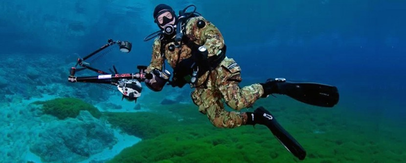 Real test for real divers