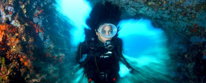 La fotografia subacquea in evidenza in Sicilia