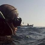 Boa segnasub e barche... ecco un'attrazione fatale ma solo per il sub