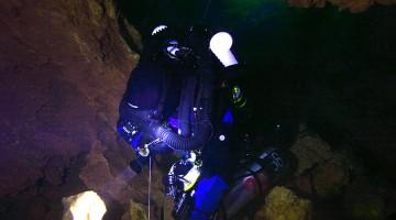 penetrazione grotta