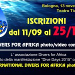 Divers for Africa