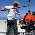 L'ingegner Guido Gay – scopritore con i suoi ROV del relitto della corazzata Roma