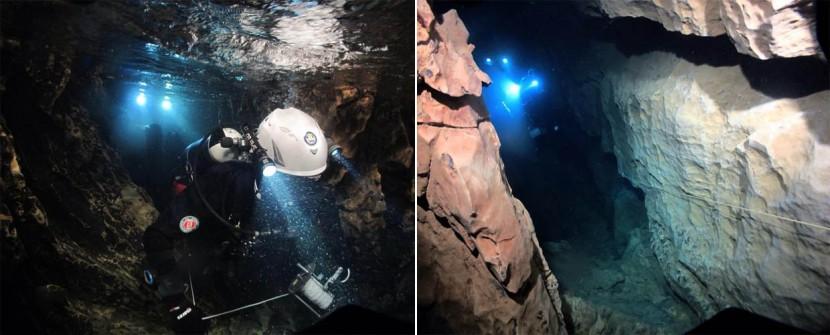 Bobbia, la grotta da film