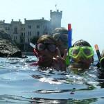 Sea watching - Archivio AMP Miramare