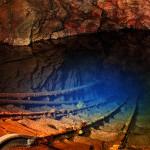 Immersione in miniera