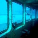 Interni del VIS a poche ore dall'affondamento guidato al largo di Pola - Croazia