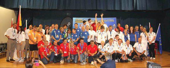 Spain 2016. European photo-sub championship