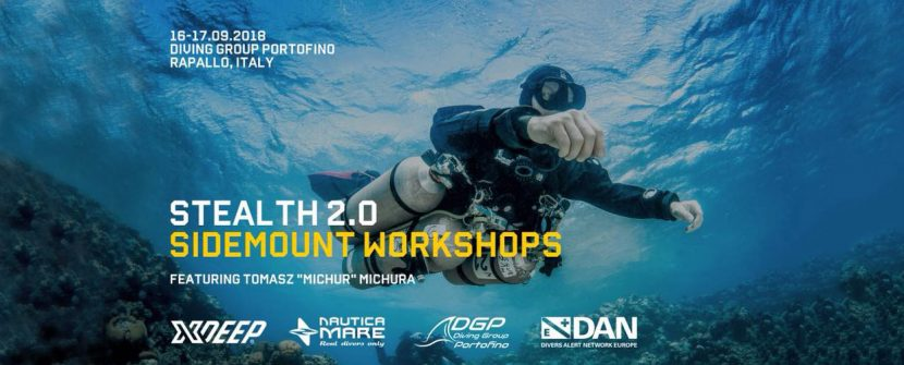 Stealth 2.0 – Sidemount Workshop
