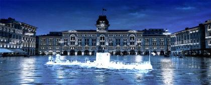 """""""Il Trieste"""" riemergerà a Trieste"""
